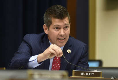 "FILE - Rep. Sean Duffy, a Republican from Wisconsin, on Capitol Hill in Washington, Feb. 10, 2016. He has co-sponsored a resolution ""affirming and recognizing the Khmer, Laotian, Hmong, and the other ethnic groups commonly referred to as Montagnards"