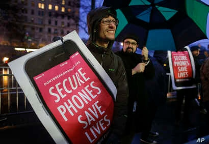 Apple Encryption Protests