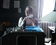 """Actor Gary Oldman in """"Tinker, Tailor, Soldier, Spy"""""""