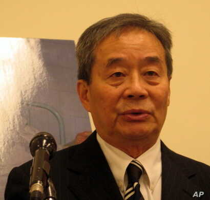 Chinese Rights Activist Harry Wu, 23 Nov 2009