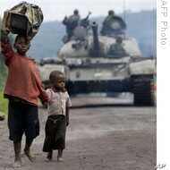 Congo is enjoying relative peace after years of instability.