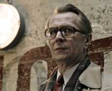 """Gary Oldman in a scene from """"Tinker,Tailor,Soldier,Spy"""""""
