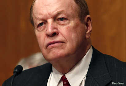 """FILE - Senator Richard Shelby, R-Ala., says he thinks President Barack Obama is """"trying to get around the law"""" with his recent executive orders on weapons issues."""
