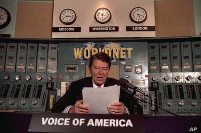 Radio Voice Of America