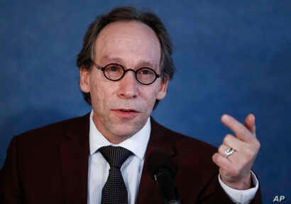 Bulletin of the Atomic Scientists member Lawrence Krauss.