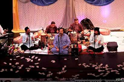 Amjad Sabri performed at a Qawwali Concert in Annandale, Virginia, in 2013. Qawwali is a form of Sufi Devotional Music popular in South Asia, particularly in areas with a historically strong Muslim presence, such as Pakistan and parts of North India....