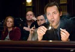 Christian McKay as Orson Welles in 'Me And Orson Welles'