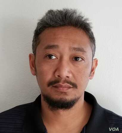 Sear Un is seen in this undated photo provided by his family.