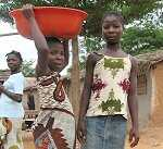 Refugees in Ivory Coast