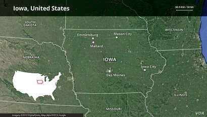 Scarcity of maternity care in rural Iowa.