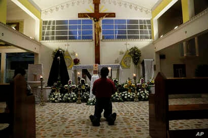 Mexico Priests Killed