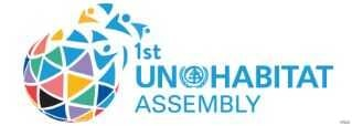 The U.N. Habitat Assembly logo.