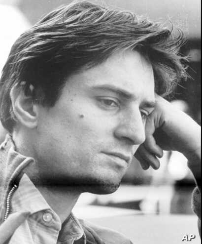 """Actor Robert De Niro is shown in the title role in the 1976 movie """"Taxi Driver"""". (AP Photo)"""