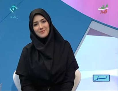 Zahra Khatami-Rad was born in Aachen, Germany in 1981 but returned to Iran with her family when she was a child. She started anchoring for Iran's Channel 1 in 2005 and hosted several shows for Channel 2, IRIB International, IRIB Quran. Source: Social medi