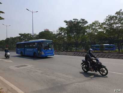 Vietnam has ordered a national lockdown, as well as moved to decrease public transit, Ho Chi Minh, March 31, 2020.