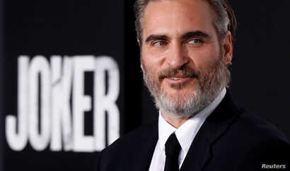 "Joaquin Phoenix attends the premiere for the film ""Joker"" in Los Angeles, California, U.S., September 28, 2019. REUTERS/Mario…"