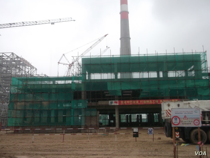 This Chinese power plant is poised to convert the coal to energy,  reportedly 660 megawatts, by the end of 2017.