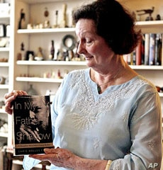 Feder says she had to wait many years before writing about her father