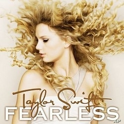 Taylor Swift's 'Fearless' CD