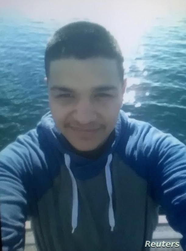 Daniel Ramirez Medina, 23, a Mexican immigrant with a work permit who was arrested last week near Seattle, Washington, is seen in this undated photo released Feb. 16, 2017.