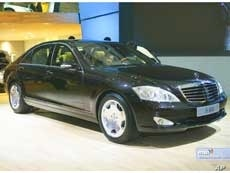 The Free State government spent more than a million rands (130,000 US $) on a luxury German sedan, similar to the one pictured, for provincial health minister Sisi Mabe