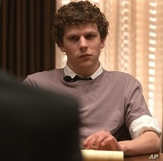 """Jesse Eisenberg stars in Columbia Pictures' """"The Social Network."""""""