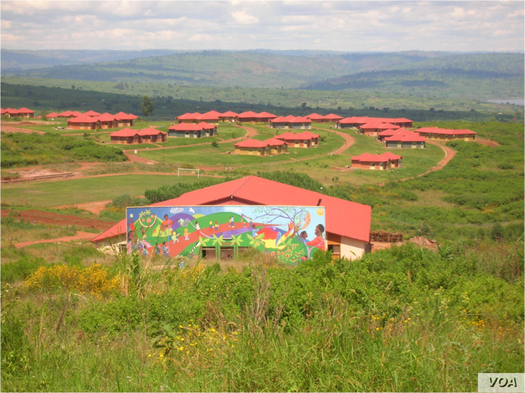 Agahozo-Shalom Youth Village, east of Kigali, is home to 500 orphans. Credit: ASYV