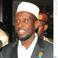 The newly elected President of Somalia Sharif Ahmed (file photo)<br>