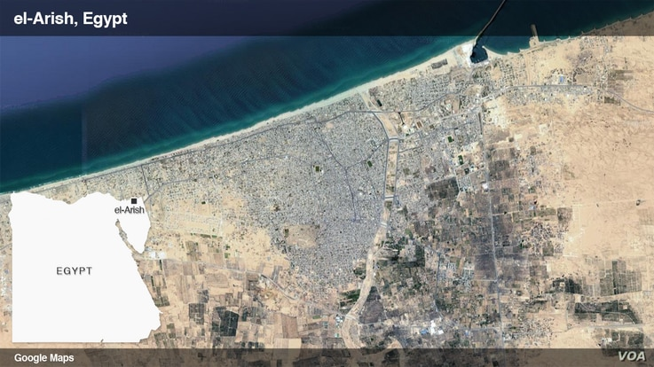 el-Arish, Egypt