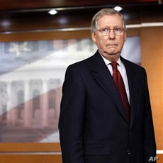 Mitch McConnell (File Photo)