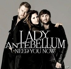 """Lady Antebellum's """"Need You Now"""" CD"""