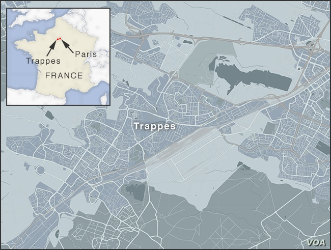 Trappes France