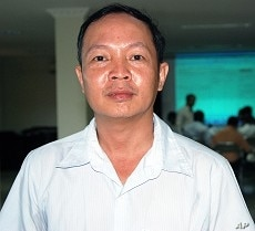 Dr Mom Kong heads the Cambodian Movement for Health, an NGO that advocates for curbs on tobacco and alcohol advertising. The new law, he says, will prevent tobacco companies from targeting their products at young people.