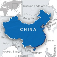 US: Freeze in China Military Relations Over