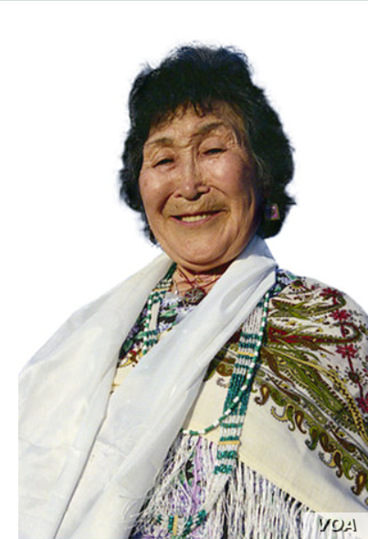 Ritka Pitka-Blumenstein.  Courtesy, The International Council of Thirteen Indigenous Grandmothers.