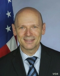 Thomas Hushek, U.S. ambassador to South Sudan