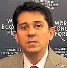 Lee Howell, World Economic Forum managing director