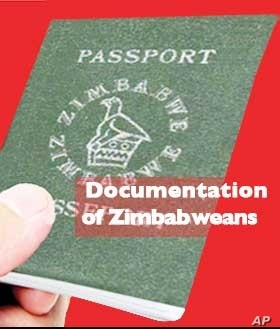 """An image from South Africa's Department of Home Affairs, highlighting the government's drive to """"document"""" the hundreds of thousands – and perhaps millions – of Zimbabweans living legally and illegally in the country"""