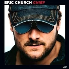 "Eric Church's ""Chief"" CD"