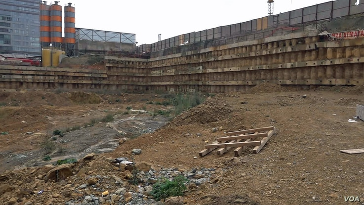 Thousands of people in Istanbul gave up their homes on the promise of new luxury apartments to be developed on the land where their homes stood, now the site is idle and their dreams in tatters.