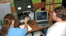 Hams in the Amateur Radio Emergency Service® volunteer their expertise and equipment to provide communications services when disaster strikes.