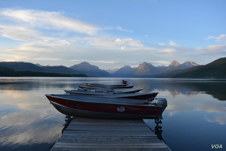 This view of Lake McDonald, one of many glacier-fed bodies of water in Glacier National Park, was one of the reasons adventurer Mikah Meyer decided to embark on an epic journey to visit all 417 national parks.