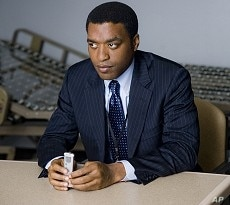 """Chiwetel Ejiofor as """"Peabody"""" in Columbia Pictures' SALT."""