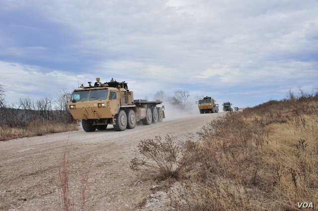 The U.S. Army is testing autonomous vehicles with the hopes of reducing the exposure to danger of its soldiers. (Army)