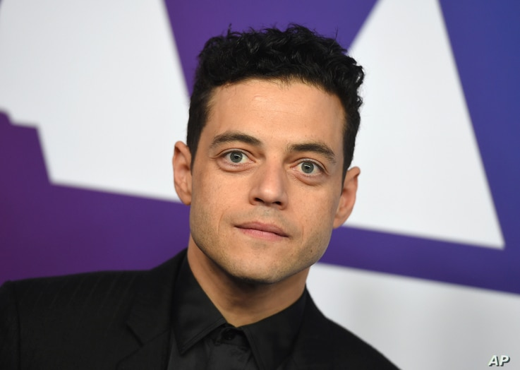 Rami Malek arrives at the 91st Academy Awards Nominees Luncheon on Feb. 4, 2019, at The Beverly Hilton Hotel in Beverly Hills, Calif.