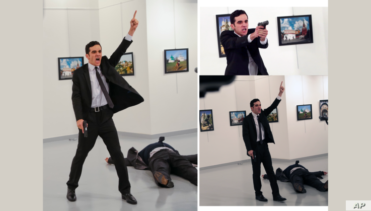 Russian Ambassador to Turkey