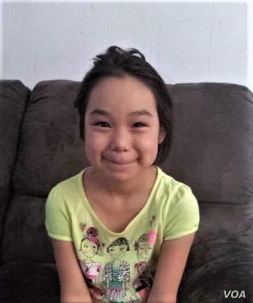 """Ten-year-old Ashley Barr Johnson, whose body was found September 14, 2018, in the rugged tundra outside Kotzebue, Alaska.  Peter Wilson, 41, also from Kotzebue, has been charged in her kidnapping, sexual assault and murder.  Courtesy:  Walter """"Scotty..."""