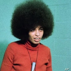 'The Black Power Mixtape 1967 -1975' features interviews with iconic African-American figures in the black power movement, such as Angela Davis.