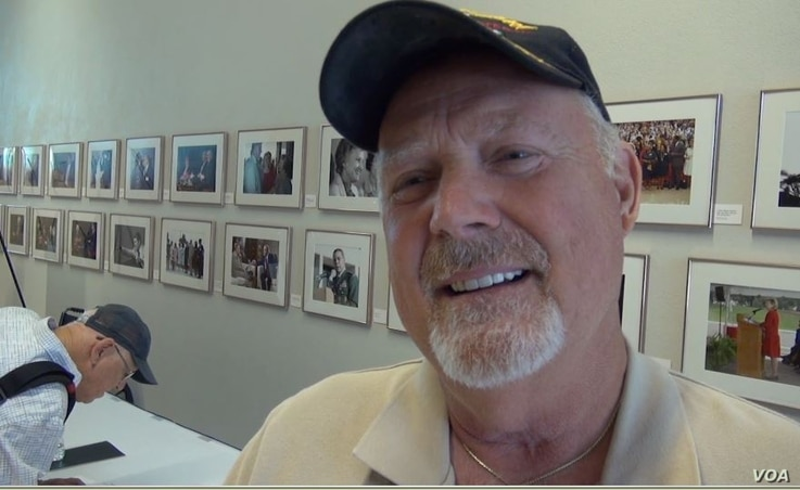"Vietnam veteran Kerry Orr, who was wounded in 1969, said it was hard to see news reports of the North Vietnamese victory. It is hard ""to think that we lost it because we just didn't want to win it, and I still don't understand why we didn't w..."