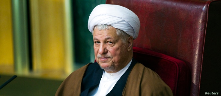 Former Iranian president Akbar Hashemi Rafsanjani attends the biannual Assembly of Experts' meeting in Tehran March 8, 2011.